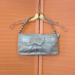 Handbags - Roberta Gandolfi Blue Bow Purse!